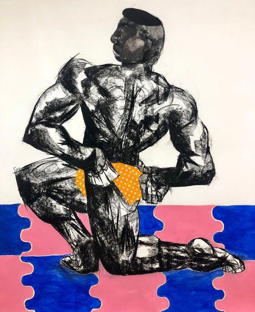 , 'Pose No. 2,' 2019, Mariane Ibrahim Gallery