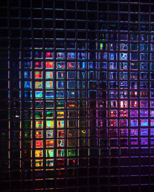 , 'Dark Mosaics #1,' 2016, Galerie Rüdiger Schöttle