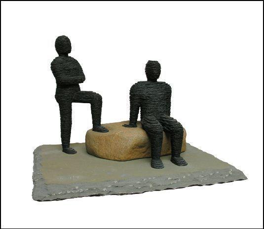 , 'Omri & Shemaryahu (#87) ,' 2006, SPONDER GALLERY