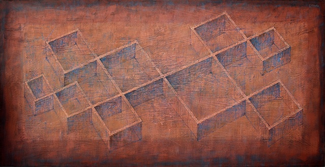 , 'Eight rooms,' 2017, Gallery Katarzyna Napiorkowska | Warsaw & Brussels