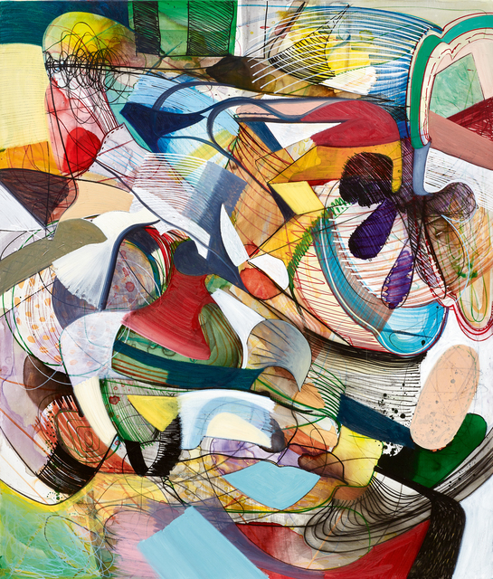 , 'Yarn Worrior,' 2016, Martin Asbæk Gallery