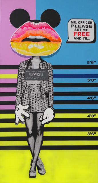 , 'Blow your Mind  ,' 2015, Canale Diaz Art Center