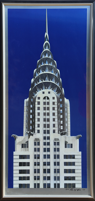 Richard Haas, 'Chrysler Building', 1997, RoGallery