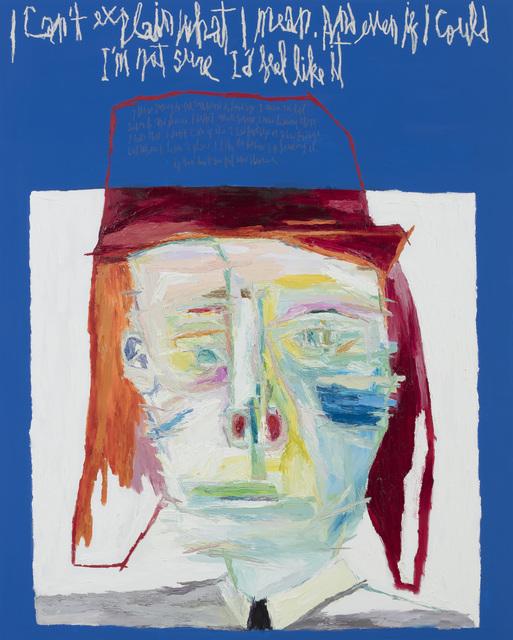 , 'Holden Caulfield,' 2017, Gallery BK