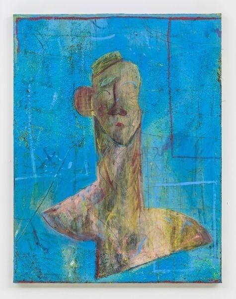 Volker Hüller, 'Einer von Euch (in blau)', 2015, Timothy Taylor