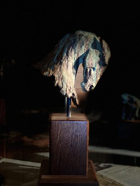 , 'Turning Head, 'Maquette for Copenhagen',' 2019, Sladmore