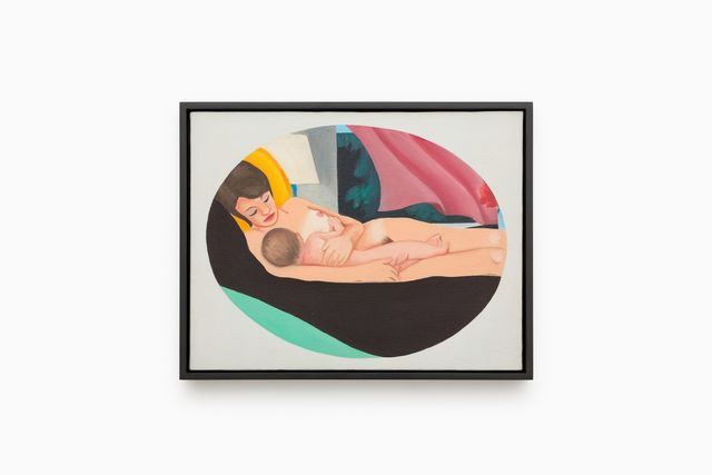 , 'Study for Barbara and Baby,' 1979, Almine Rech Gallery