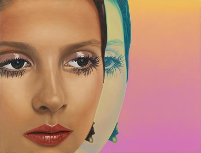 , 'Ingrid II,' 2013, Almine Rech Gallery