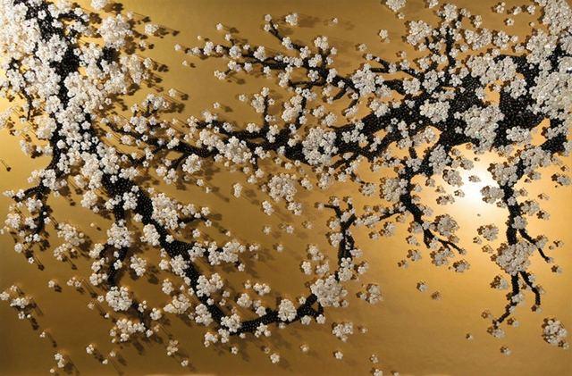 Ran Hwang, 'Gold Blossom', 2015, Inception Gallery