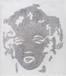 Vik Muniz, 'Reversal Grey Marilyn,' 2003, Phillips: 20th Century and Contemporary Art Day Sale (February 2017)