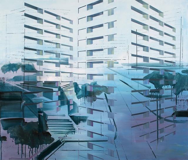 , 'Apparition,' 2016, Hosfelt Gallery