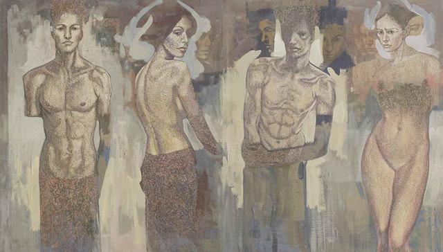 , 'Mystique 1,' 2013, Aria Art Gallery