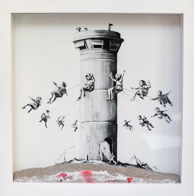 Banksy, 'Walled Off Hotel Boxset ', 2018, Reem Gallery