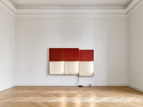 , 'Who's Afraid of the Red #2 (Lisboa) ,' 2015, Kewenig Galerie