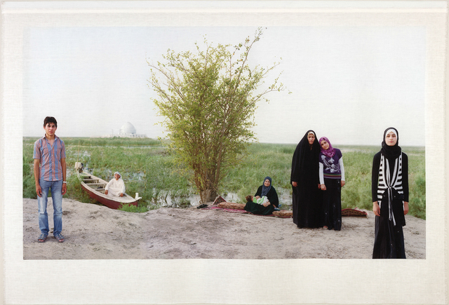 , 'Adam and Eve in the Iraq Marshes, near the possible Historic Site of the Garden of Eden,' , Brian Gross Fine Art