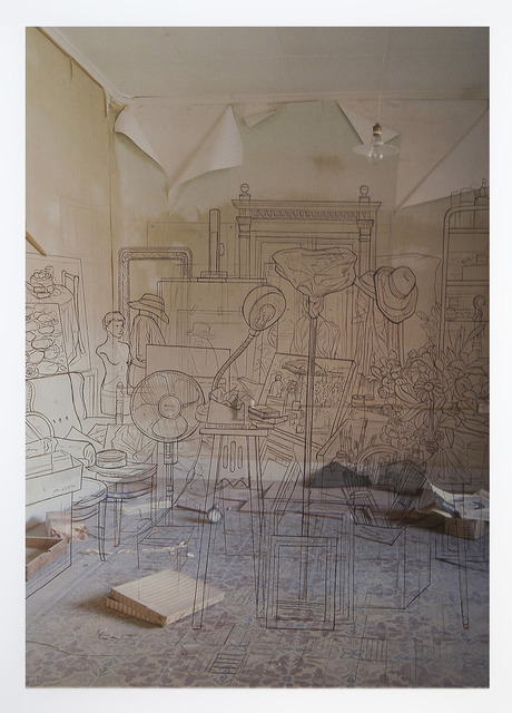 , 'Estudio De Hernández,' 2017, White Noise Gallery