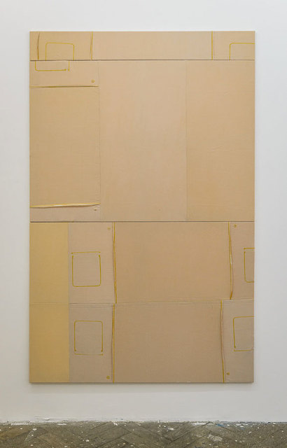 Samuel François, 'Untitled (BECAUSE THE SUN IS YELLOW 9/9)', Painting, Mixed media, Wschód