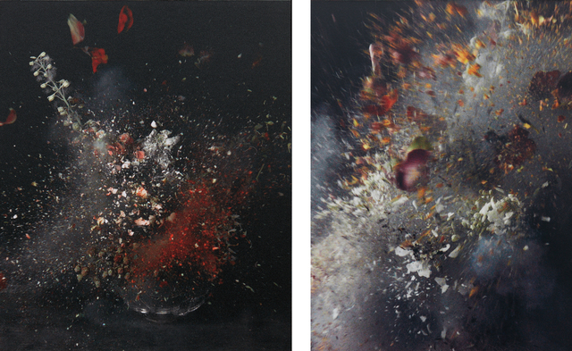 Ori Gersht, 'Time After Time: Untitled 11; and Untitled 21', 2006-2007, Phillips