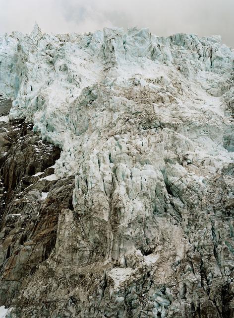 , 'Glacier d'Argentiere, France,' 2008, Galerie Jordanow