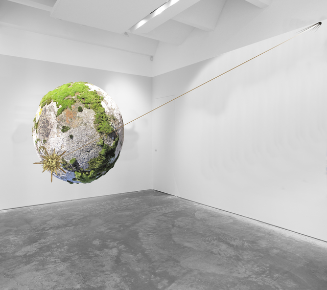 , 'A Meditation on the Overview Effect,' 2018, Carolina Nitsch Contemporary Art