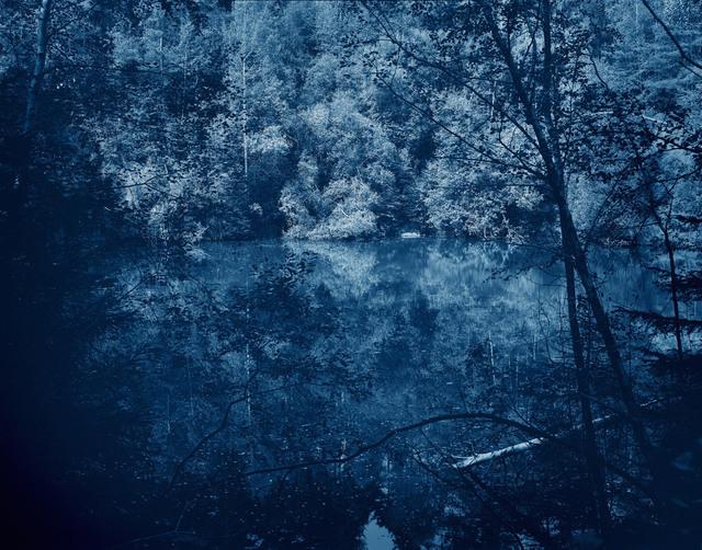, 'Blue Bayou #38,' 2015, MIYAKO YOSHINAGA