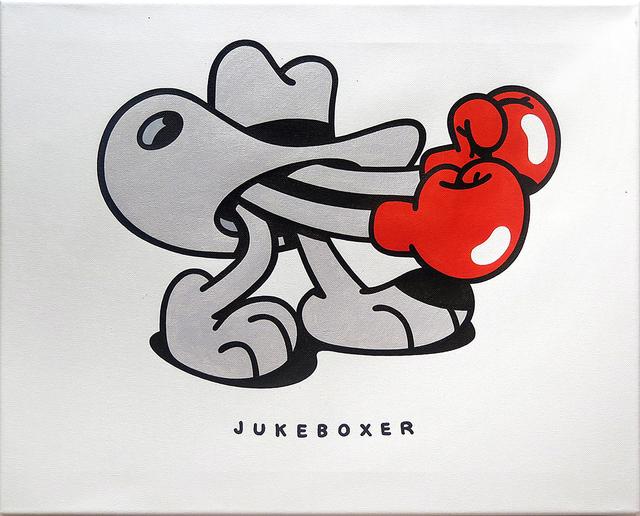 , 'Jukeboxer,' 2018, KOLLY GALLERY