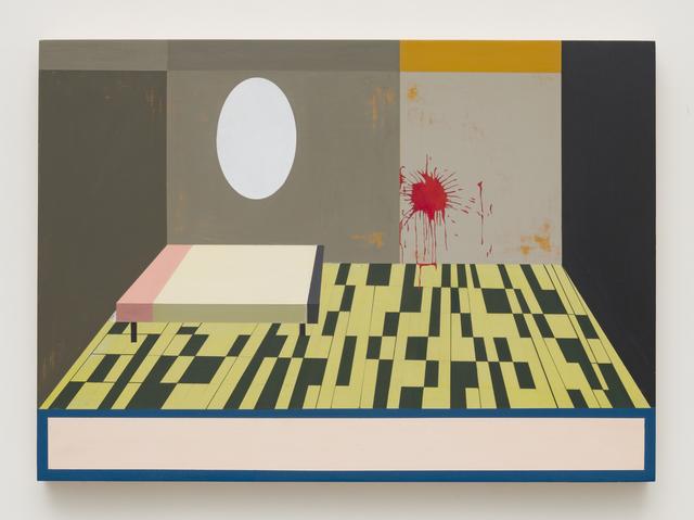 , 'Notícia de jornal (quarto) / Tabloid Story (Bedroom),' 2017, Stephen Friedman Gallery