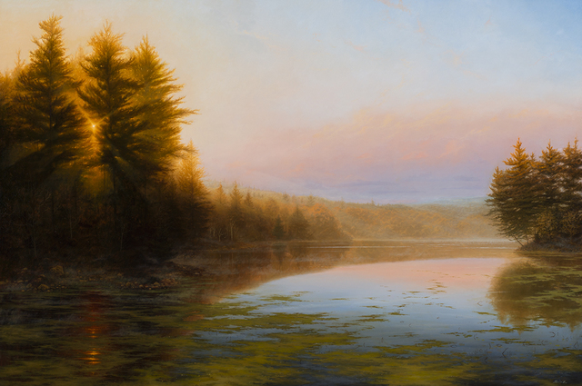 , 'Annunciation - Spring Sunrise,' 2015, Rehs Contemporary Galleries