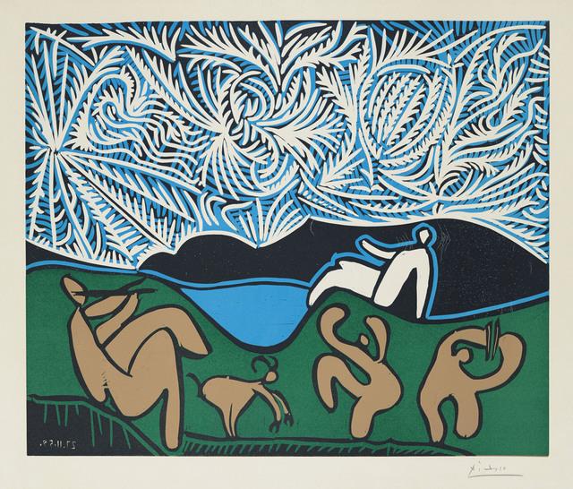 Pablo Picasso, 'Bacchanale', 1959, Christie's