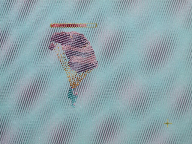 , 'Parachute jumper,' 2016, Gallery 21