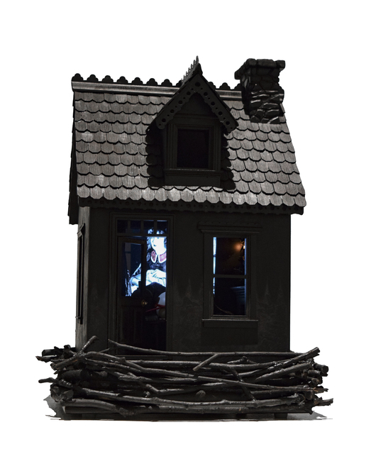 , 'Night Hunter Cottage,' , Robischon Gallery