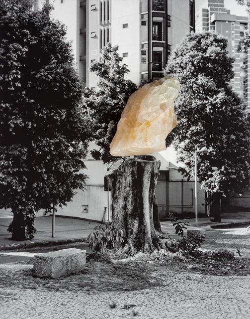 , 'Reconstruction #3,' 2017, Athena Contemporânea