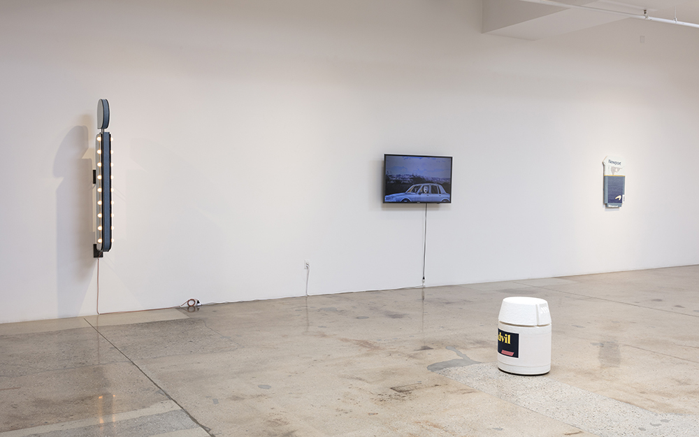 Nick Doyle. The Great Escape, Installation view, Steve Turner 2019