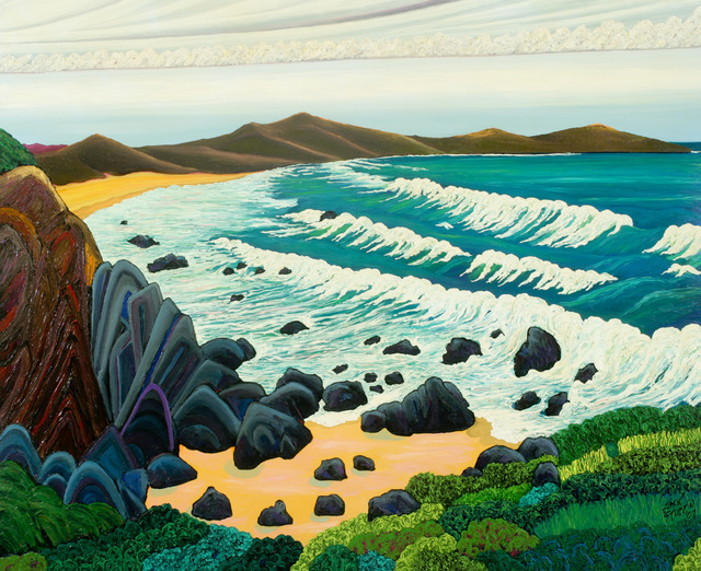 , 'Salmon Creek Beach,' 2007, ACA Galleries