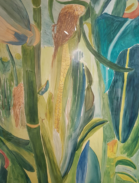 , 'Sweet Corn,' 2017, the gallery STEINER