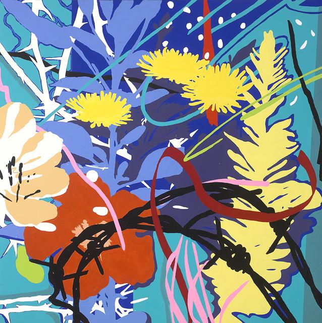 , 'Instinct,' 2018, Samuel Owen Gallery