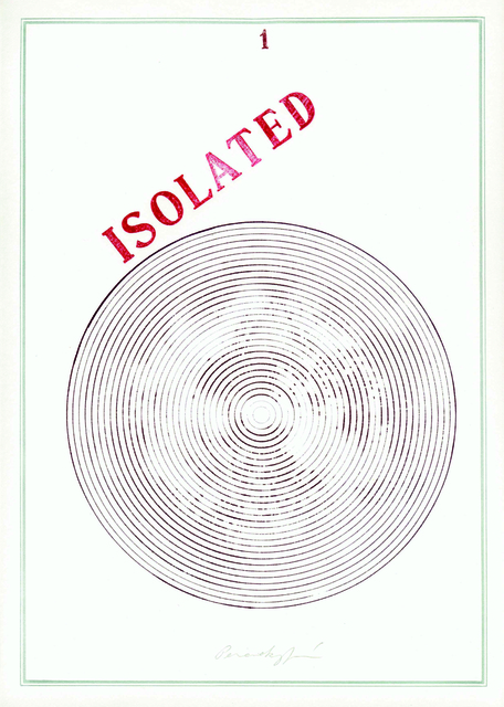 , 'Isolated,' 1982, Chimera-Project Gallery