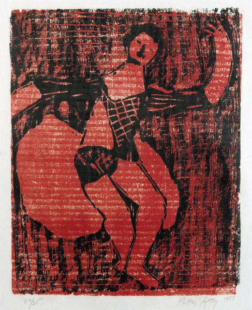 , 'Dancer,' 1954, Childs Gallery