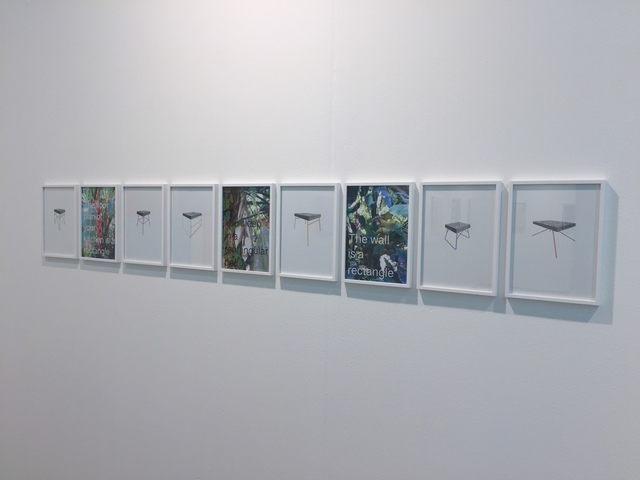 , 'Birdhouse in the room 房间里的鸟笼(29,31,14,1,32,18,35,20,15),' 2018, PIFO Gallery