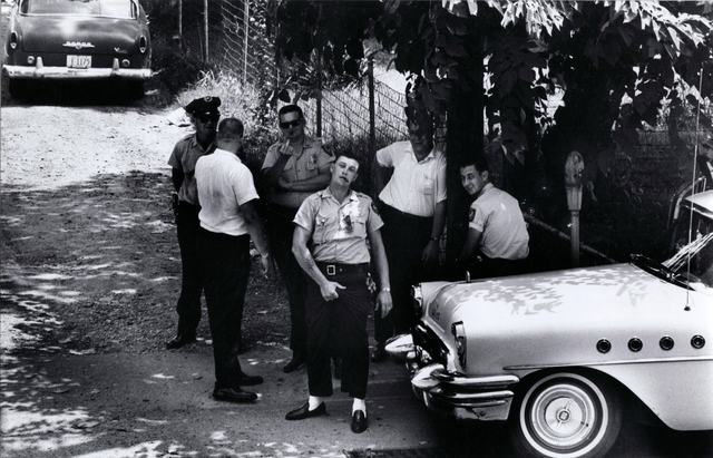 , 'The Clarksdale Mississippi Police,' 1963, Etherton Gallery