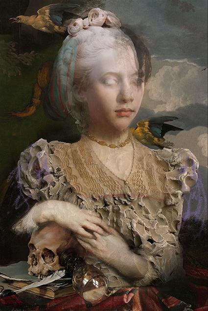 Patrick Villas, 'Memento Mori', 2020, Print, Epreuve pigmentaire sous diasec, Galerie Bayart