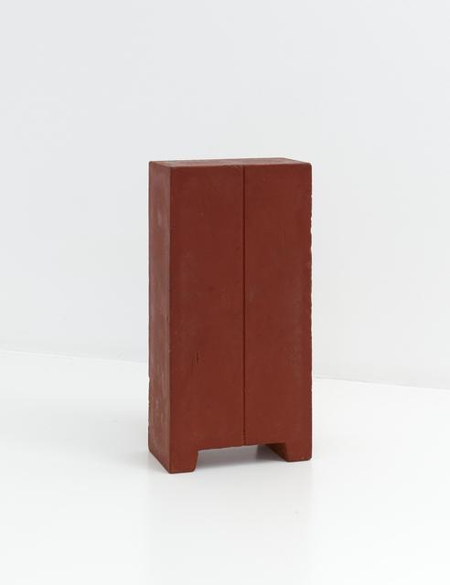 Hubert Kiecol, 'Soap Object (Cupboard)', 1987, Galerie Christian Lethert
