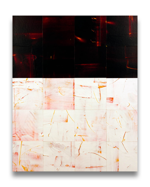 Matthew Langley, 'Simple System (Abstract painting)', 2012, IdeelArt