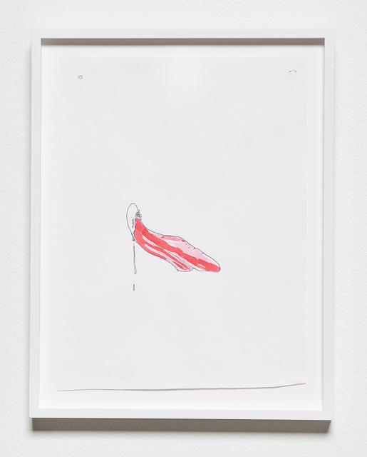 , 'Lick,' 2005, i8 Gallery