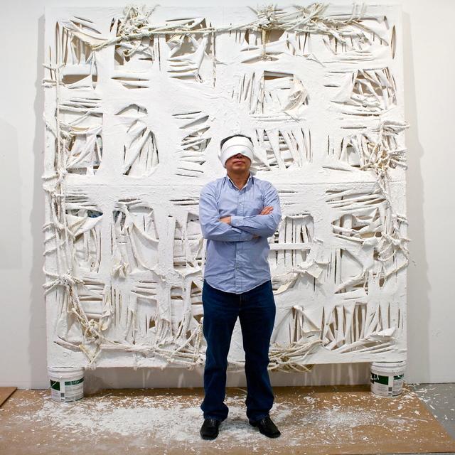 Jon Tsoi, 'Father of Blindfold Art Medicine #781', 2012, Mana Contemporary