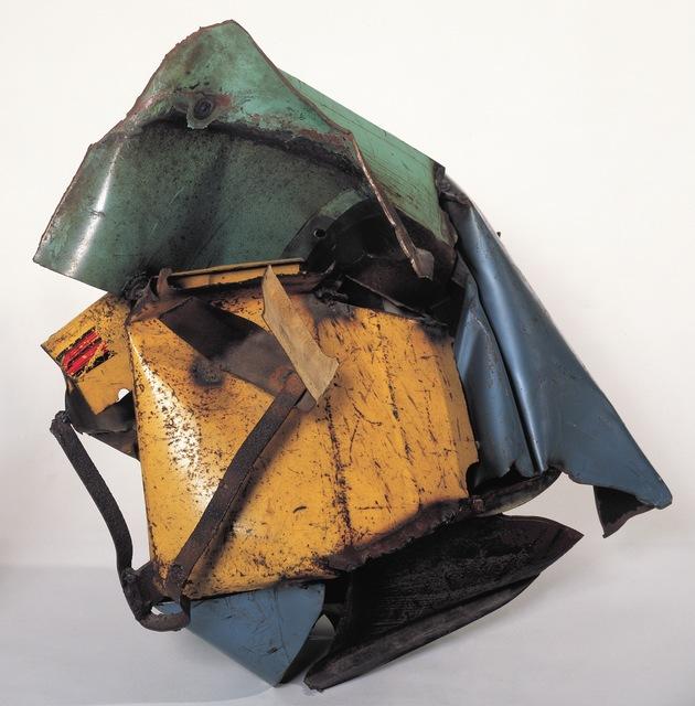 John Chamberlain, 'Kroll', 1961, ARS/Art Resource