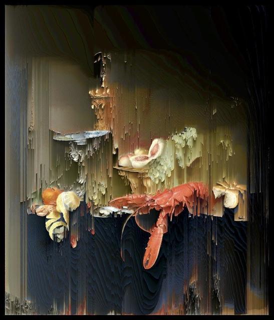 , 'Still Life with Golden Goblet (after Pieter de Ring, 1640-1660),' 2017, Alan Cristea Gallery