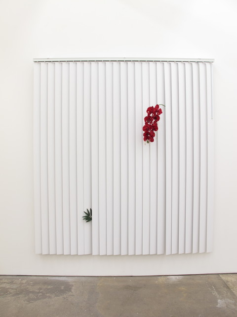 , 'from across the room,' 2015, Johannes Vogt Gallery