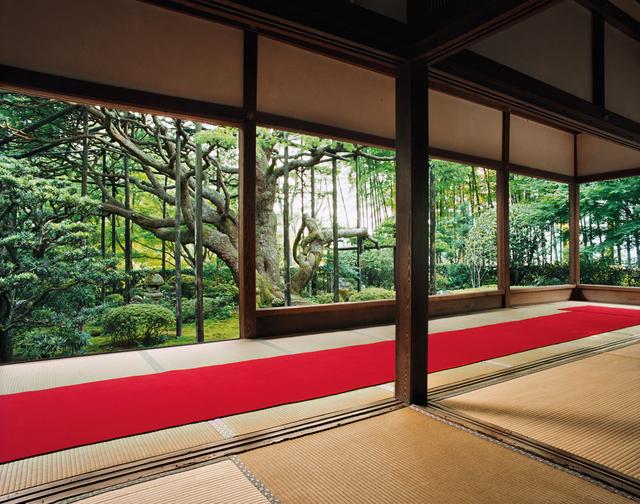 , 'Hōsen-in 1, summer Northeast Kyoto 29 June 2004 (16:00–17:30),' 2004, Benrubi Gallery