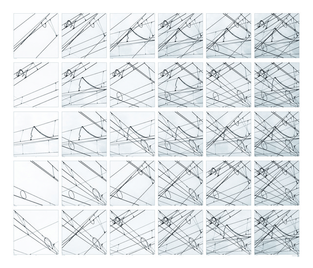 , 'Lines 05-1,' 2013, XS